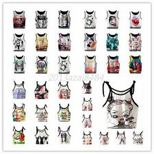 New Fashion Women Tank Tops Bustier Bra Vest Crop Top Bralette Blouse Camisole
