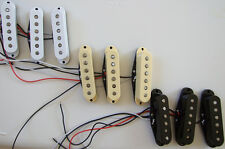 '59 Vintage Clean AlNiCo V guitar pickups for Fender Stratocaster Strat / Squier