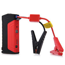 50800mAh Car Jump Starter Emergency Charger Booster Power Bank Battery SOS LED