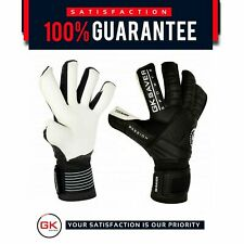 Goalkeeper saver Gloves Kids/Adults Football League Youth Roll Finger Save