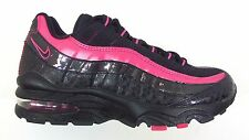 Nike Big Kids AIR MAX '95 LE Shoes Black/Berry 310830-001 a4