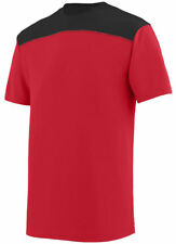 Augusta Sportswear Men's New Soft Polyester Short Sleeve T-Shirt S-3XL. 3055