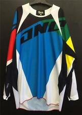 NEW ONE INDUSTRIES VAPOR 'PROCESS' JERSEY - MX - MULTI-COLOURED - ADULT M & XL