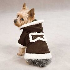 East Side Collection Hooded Sherpa Dog Coats / Dog Jackets - FREE Shipping!