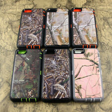 Camo Defender Case Cover Holster Clip Screen Protector For Apple iphone 6s Plus