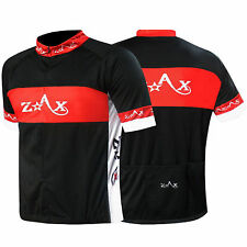 Mens Cycling Jersey Shirt Short Sleeves Bicycle MTB Outdoor Cycle Jersey / Top