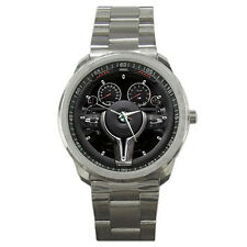 New BMW F80-82-83 M3 & M4 M  Steering Wheel Sport Metal Watch Free Shipping
