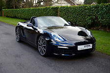 Porsche Boxster S 3.4 PDK Black with Black & £13K Factory Options only 4k Mile
