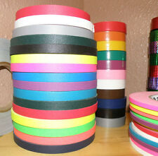 """30 ft roll of 1/2"""" Gaffers Hula Hoop Grip Tape - All Colors - Neons to Choose"""