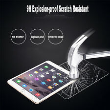 HD Premium Tempered Glass Screen Protector 9H Clear Guard Film for Apple iPad