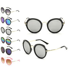 Fashion Women Metal Frame UV400 Protection Sunglasses Ladies Eyewear Glasses