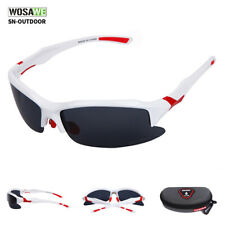 Mens Polarized Sunglasses Driving Aviator Outdoor Sports Cycling Eyewear Glasses