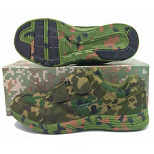 Men's Military Casual Running Sports Shoes Camouflage Hiking Sneakers Trainers