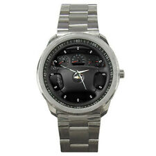 New 2011 Chevrolet Impala Steering Wheel Sport Metal Watch Free Shipping