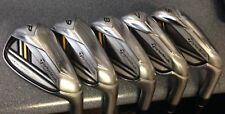 TaylorMade RBladez Rocket Bladez Irons Matrix Ozik Stiff Graphite - Choose Iron