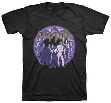 Deep Purple - Frame T-Shirt Black New Shirt Tee