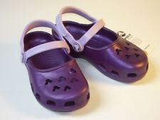Crocs Disney Girls Minnie Mary Jane Grape All Size