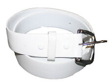 "HEAVY DUTY COW LEATHER BELT HANDMADE_BELTS_MENS_1.4"" WHITE"