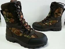 """Red Wing Irish Setter 8"""" 2828 Trail Phantom Boots Brown Leather / Realtree Camo"""