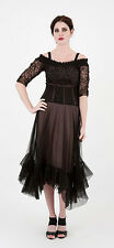 Nataya 40164 Vintage Style Cocktail Gown Romantic Downton Abbey Dress 2XL