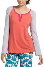 NEW Anthropologie Split Hues Henley Top Blouse By Splendid Size  S Small