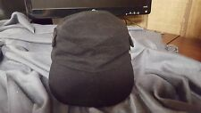 Bailey of Hollywood--MilitaryCap-Black-Cashmere Blend-Medium-NWT-Made in Italy