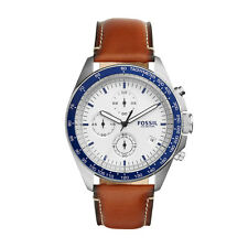 Fossil Sport   Mens Analog Brown Watch CH3029