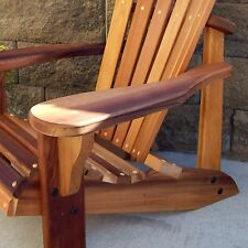 Wood Country Childrens Cedar Adirondack Chair