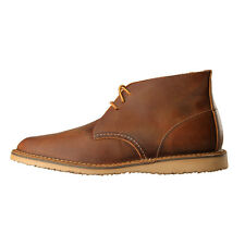 New Mens Red Wing  Chukka Boots 3322 - Copper 100% Leather
