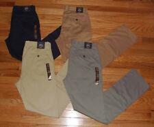NWT Mens GAP Khakis Tapered Fit Wrinkle Resistant Cotton Choice of 4 Colors *G2