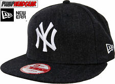 NY Yankees  New Era 950 Tonal Team Heather Navy Snapback Cap