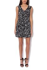 Pilgrim black and white floral dress size 8 and size 10 RRP $160