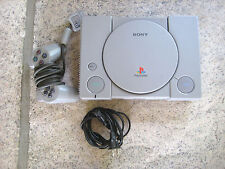 Sony PlayStation 1 Bundle Gray Console PS1 With 1 Controller & Power cord