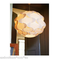 IKEA Pendant lamp white Chandeliers Ceiling light modern 35cm or 47cm FILLSTA