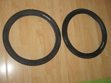HARO BMX CATAPULT TYRES 20 INCH PAIR FOR 20 INCH WHEELS