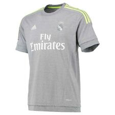 Real Madrid Men's adidas 2015-2016 Away Replica Soccer Jersey NWT Size M L XL
