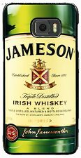 Irish Whiskey Jameson Phone Case for Samsung S6 Edge S5 4 3 Note  2 3 4 5 S6
