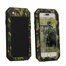 Aluminum Shockproof Waterproof Military Metal Case Cover For iPhone 6 6S Plus