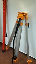 Brand new dumpy level tripod and surveyors staff