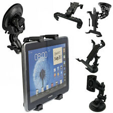 "360° Universal In Car Suction Mount Windscreen Holder For iPad Tablet 7"" To 11"""
