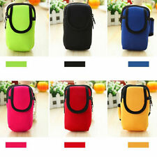 Hot Cycling Sports Running Cell Phone Arm Band bag wrist Pouch Key Package tb