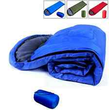 Mummy autumn and winter envelope hooded outdoor camping adult sleeping bag