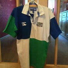 Official Canterbury Rugby World Cup 2011 (New Zealand) Men's Polo Top