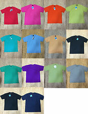 moisture wicking plain T-shirts fast dry comfortable wrinkle free sports travel