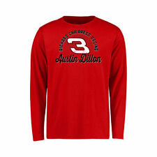 Austin Dillon Youth Red Race Day Long Sleeve T-Shirt