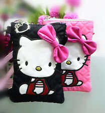 New Hellokitty Soft Mobile I phone Messenger Bag handbag Purse lyo1288