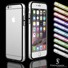 SALE Apple I Phone 6 / 6s / 5 / 5s Protection Bumper In 10 various colours