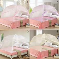 Canopy Mosquito Midges Insect Net Outdoor Tent for Single Queen King Bed