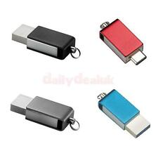 Type C USB 2.0 High Speed Flash Drive U Disk for Cell Phones Tablets PC Laptop