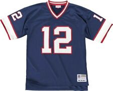 Jim Kelly Buffalo Bills Mitchell & Ness Throwback Premier Jersey - Blue